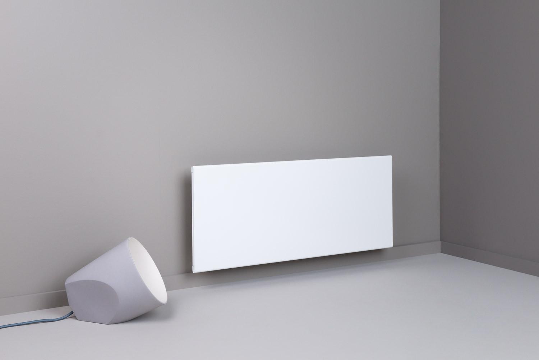 Adax Wifi elektromos fűtőpanel fehér színben