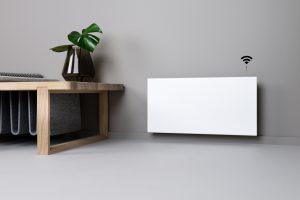 Adax wifi elektromos fűtés fűtőpanel