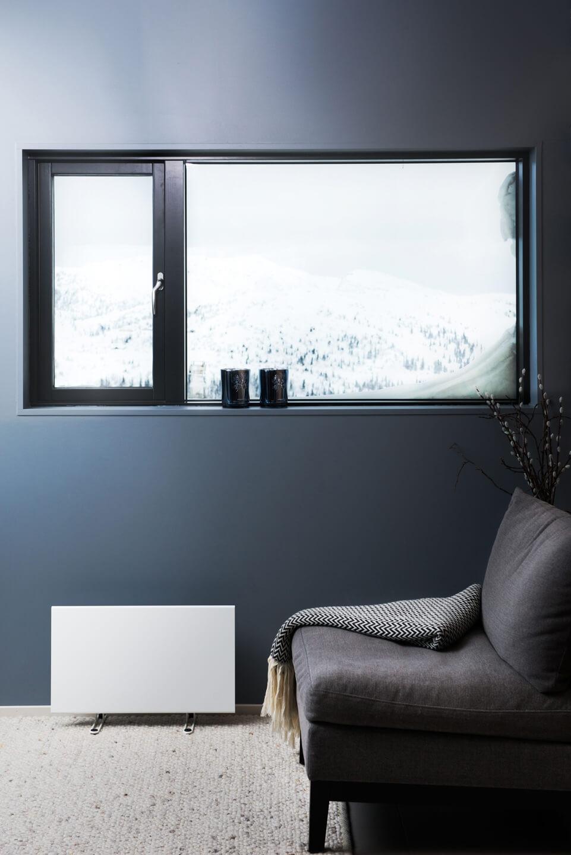 Adax ECO norvég elektromos fűtőpanel