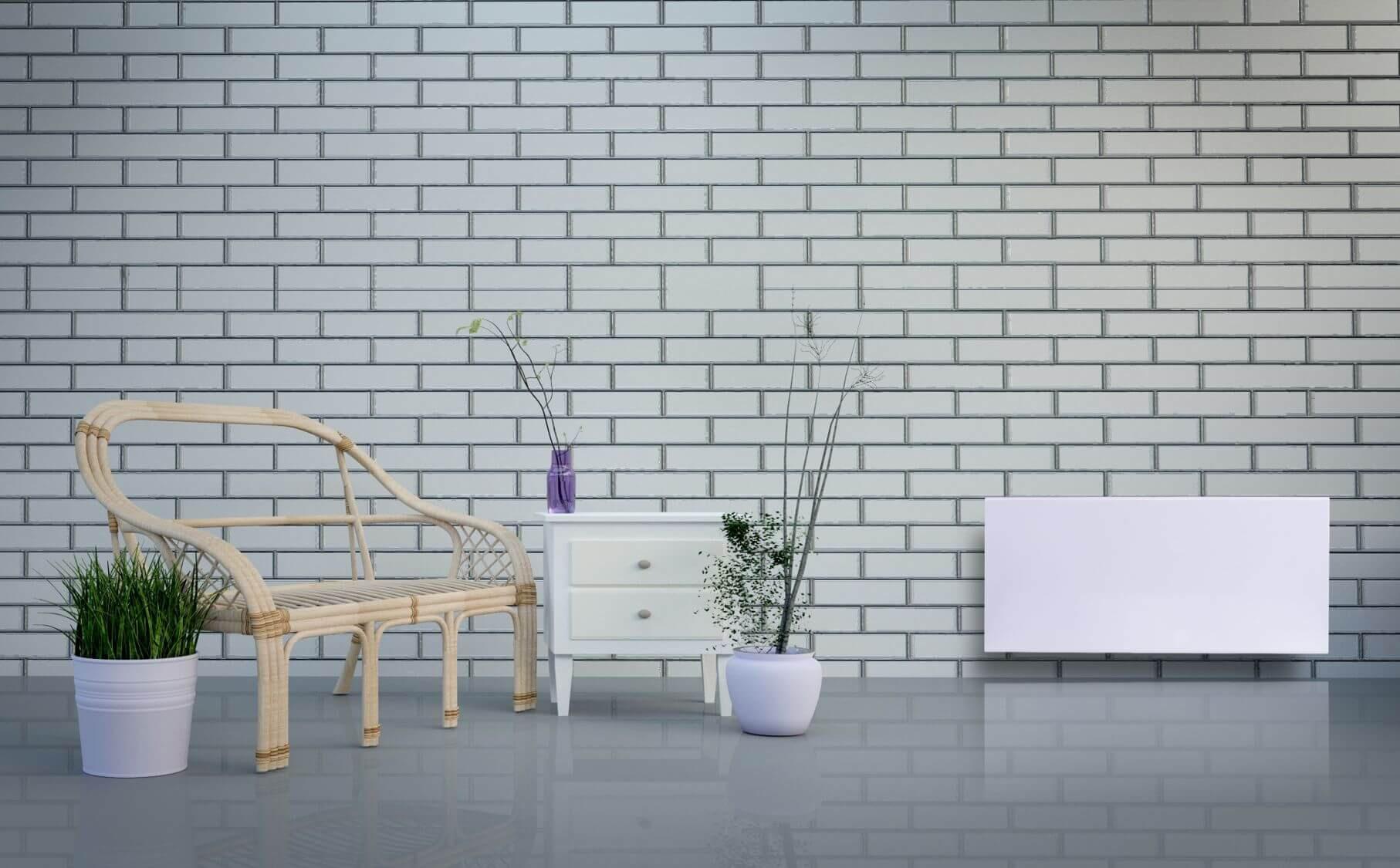 Adax Eco elektromos fűtőpanel egyszerű beállítással, kezelhetőséggel