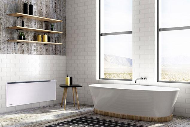 Glmox gazdaságos fürdőszoba fűtés