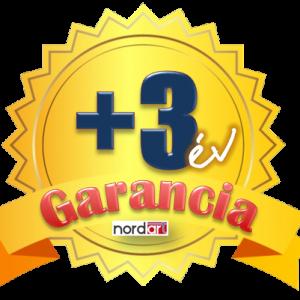 Nordart elektro os fűtőpanel vásárláskor kiterjesztett garanciát vásárolhat